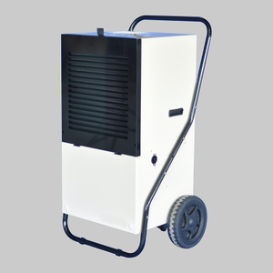 Mobile Eco-friendly 120L/D Dehumidifier commercial
